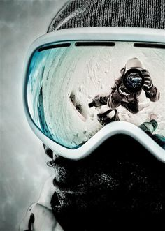 Imagination for breakfast #photography #snowboard