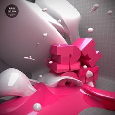 Riot LP Release on the Behance Network #cover #riot