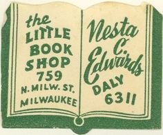 LittleBookLg.jpg 393×327 bildpunkter #type #vintage #book
