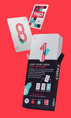 02 04 14 TrioCard 04.jpg #trio #packaging #card #illustration #desgin #game #character