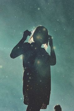 Tumblr #blue #portrait #space #people