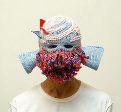 Le maschere di Aldo Lanzini — Designaside.com #mask