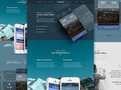 aea39c06e968652402b6686e6d6c44a6 - portfolio-ideas-portfolio-site.jpg (736 × 552)