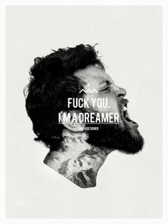 fuckyouimadreamer #illustration #graphic #poster