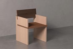 Arcadia Chair by Nick Ross