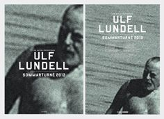 HFDP Ulf Lundell #ad #summer #music #poster #tour