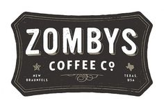 All sizes | ZOMBYS Coffee | Flickr - Photo Sharing! #logo