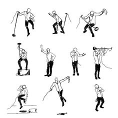 Markus Wreland Gord Downie Dance Moves Sketches #sketch #sketches