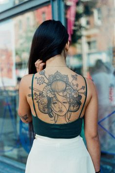 55 Awesome Japanese Tattoo Designs #tattoo #japanese #designs