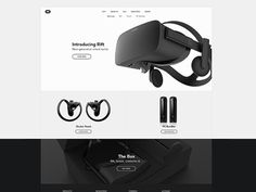 Oculus Web Exploration