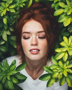 Beautiful Female Portraits by Raimee Miller