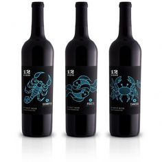 anchalee.me #packaging #anchalee #black #wine #chambundabongse
