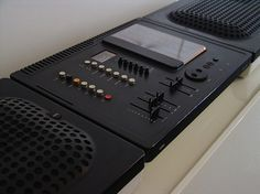 Braun Regie 308 01 | Flickr - Photo Sharing! #design #industrial #braun #rams #1970s #receiver #dieter #speakers