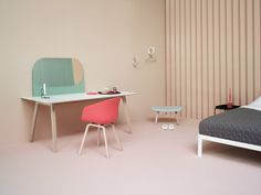 Hay bedroom furniture #danish #furniture #minimal #modern