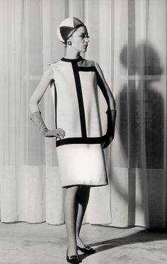 Google Image Result for http://4.bp.blogspot.com/_5sZdPjTGuSU/TKHlsgBwaQI/AAAAAAAABX8/BuBv53uHodk/s1600/mondrian+1965-1966+Yves+Saint+Laurent.jpg #fashion #ysl #mondrian