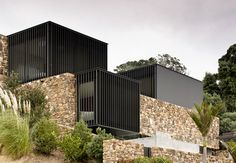 Local Rock House, Studio Patterson Associates #architecture