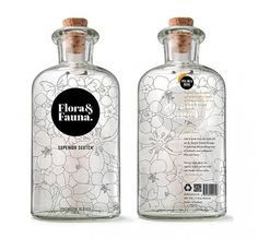lovely package dan hinde1 #packaging #glass #alcohol #bottle