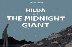 Browsing for Blog #midnight #luke #comic #illustration #pearson #nobrow
