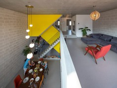 Mini-Apartment Building in Amsterdam Designed for Three Generations