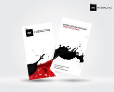 Graphic-ExchanGE - a selection of graphic projects #branding #interactivo #design #logo #nk