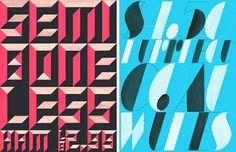 supermarket-series-1.jpg (848×550) #drawn #hand #typography