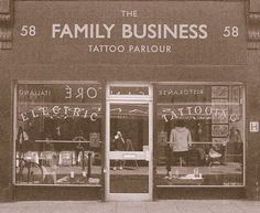 YIMMY'S YAYO™ #tattoo #family #vintage #signs