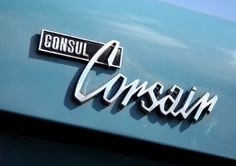 Delicious Industries #corsair #type #lettering #car