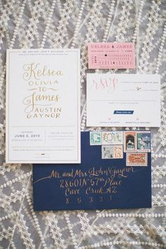 Wedding Calligraphy and Signage   Angela Southern :: Hand Lettering & Illustration