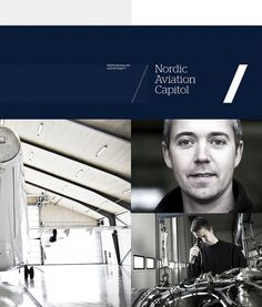 Ineo Designlab® / Projekter / Nordic Aviation Capital #report