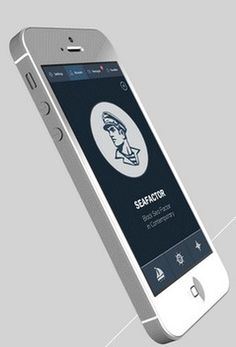 Seafactor on Behance #design #package #corporate #iphone #product #identity #logo #magazine