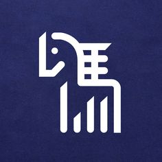 Horse 馬 #zodiac #horse #马 #icon #graphic #chinese #typography