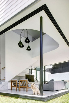 Peekaboo House by Carter Williamson Architects 1