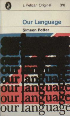 Penguin Books - Our Language #covers