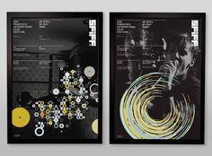 SFIFF 49 - Postmammal #infographic #design #poster