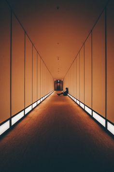 #tunnel #light #photo by Edwardkb