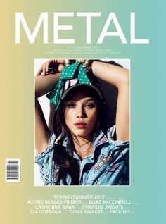 METAL #folch #2012 #metal #editorial #magazine