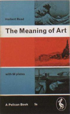 Penguin Books - The Meaning of Art #covers