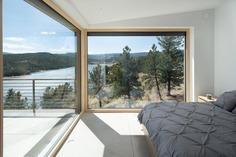 bedroom, Colorado / Fuentesdesign Architects