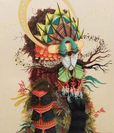 Curiot - BOOOOOOOM! - CREATE * INSPIRE * COMMUNITY * ART * DESIGN * MUSIC * FILM * PHOTO * PROJECTS #fantasy #illustration #design #character