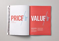 Best Awards - Saatchi & Saatchi Design Worldwide. / KPMG Fuelling Prosperity #editorial design #layout #print design