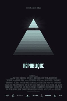 République Launch Materials Cory Schmitz #rpublique