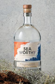 Seaworthy Vodka