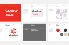 Gandour - Mash Creative #branding