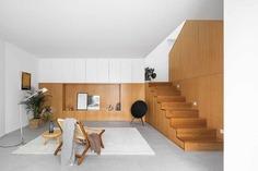 living room / David Olmos Arquitectos