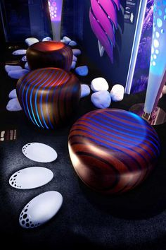 Bright Wood - fascinating collection of tables, seats and lamps by Giancarlo Zema - www.homeworlddesign. com (19) #inspiration #tables #seats #design #furniture