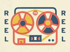 Reel To Reel #tape #pop #reel #retro #vintage