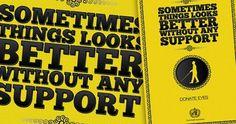 Donate Eyes - Awareness Campaign on the Behance Network #inspirational #eyes #illustrator #eye #illustration #posters #donation