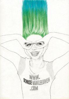 raffi | Denise van Leeuwen #illustration