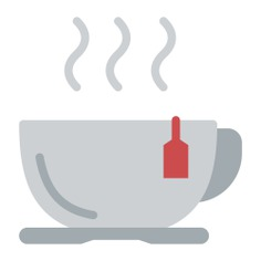 See more icon inspiration related to food, mug, coffee, tea cup, hot drink and food and restaurant on Flaticon.