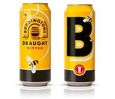 Boddingtons Cans #packaging #beer #cans